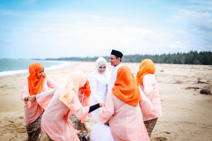 Fahmi & Mimi Wedding ceremony by The.azpf - 004