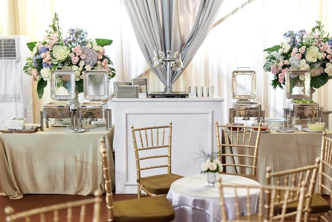 Wedding Reception At Home By Als Catering Bridestory