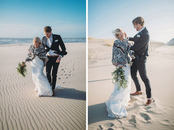 KELLY & MARTIJN ON THE BEACH by Ana Gregorič photography - 037