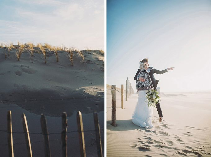 KELLY & MARTIJN ON THE BEACH by Ana Gregorič photography - 038