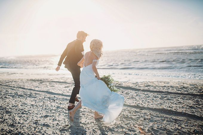 KELLY & MARTIJN ON THE BEACH by Ana Gregorič photography - 044