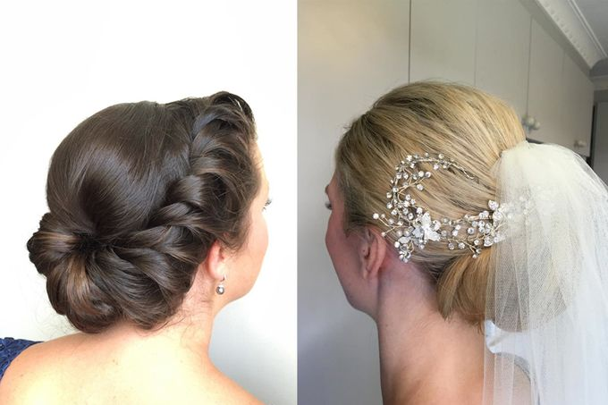 Wedding   Hair Styling by Felicia Sarwono Makeup Art - 008