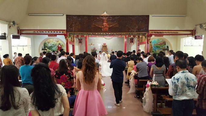 The Wedding of Bonardy & Yvone by FIVE Seasons WO - 011