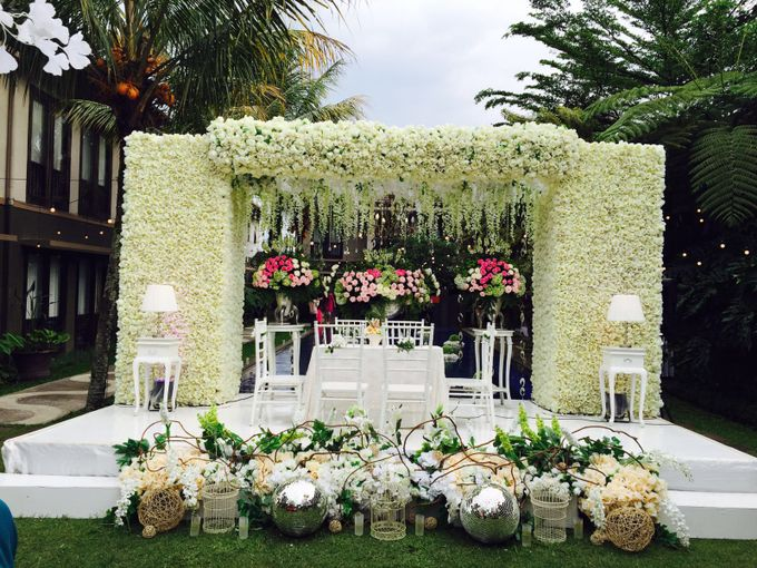 Wedding Venue by Summer Hills Hotel Bandung - 010