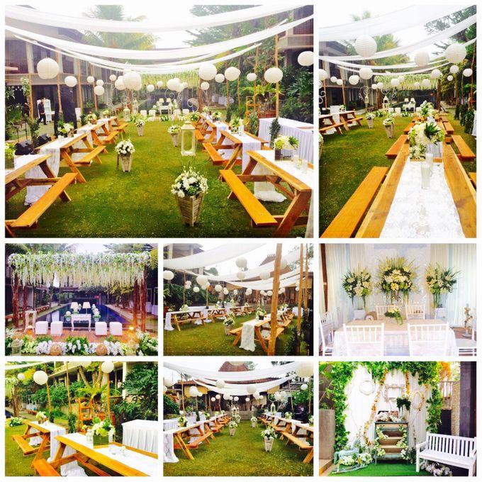 Wedding Venue by Summer Hills Hotel Bandung - 008