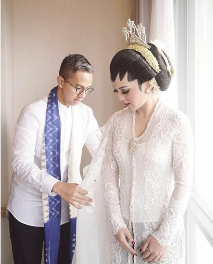 Andhira & Werhaspati Wedding by SVARNA by IKAT Indonesia Didiet Maulana - 003
