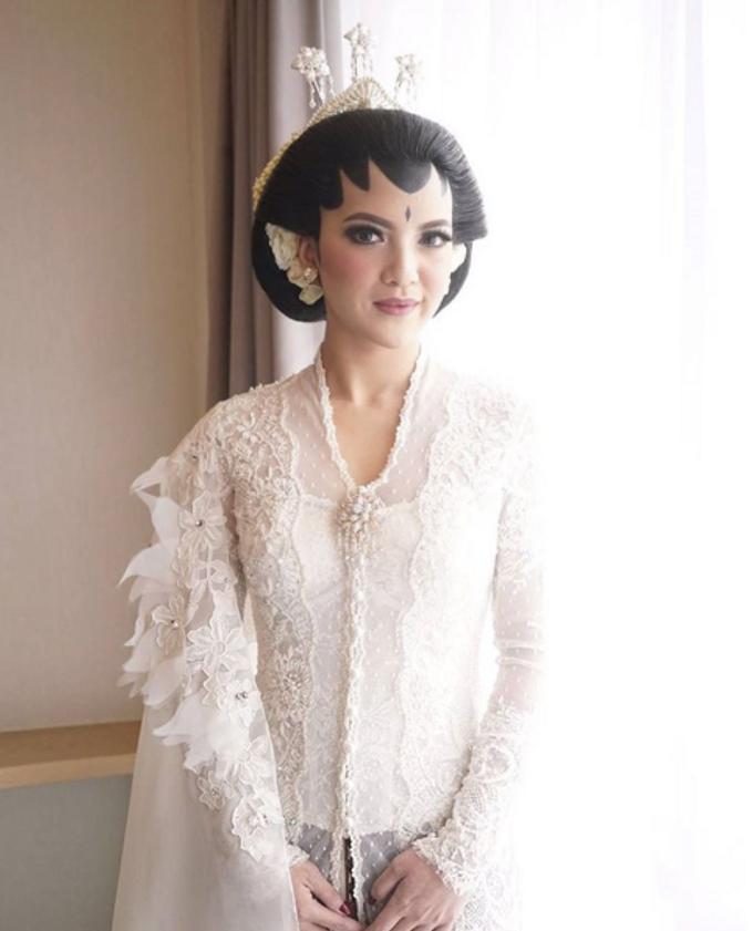 Andhira & Werhaspati Wedding by SVARNA by IKAT Indonesia Didiet Maulana - 002