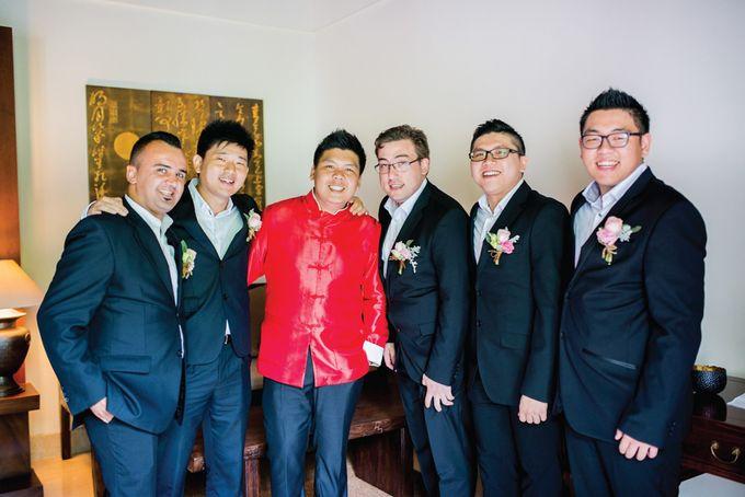Andri & Ria Bali Wedding by Awarta Nusa Dua Resort & Villas - 008