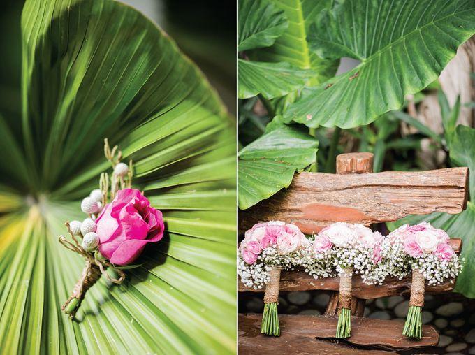 Andri & Ria Bali Wedding by Awarta Nusa Dua Resort & Villas - 009