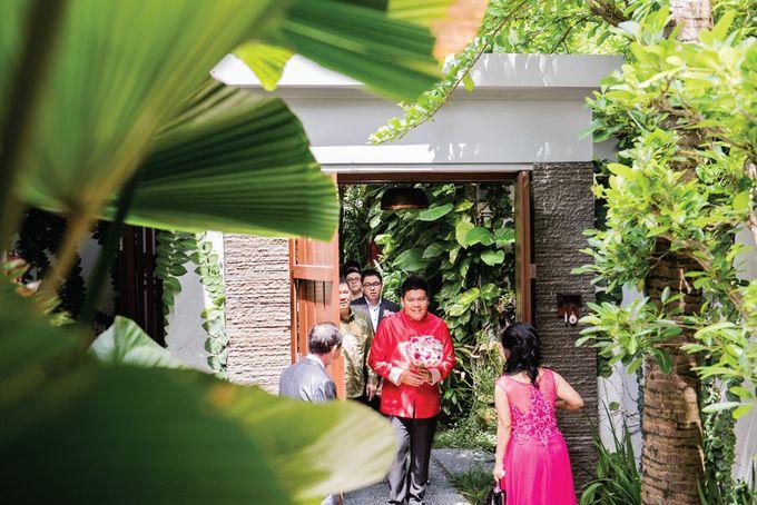Andri & Ria Bali Wedding by Awarta Nusa Dua Resort & Villas - 012