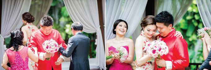 Andri & Ria Bali Wedding by Awarta Nusa Dua Resort & Villas - 017