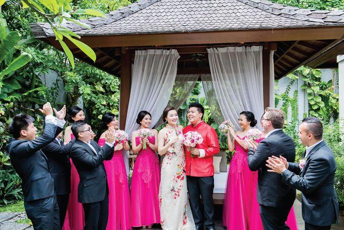 Andri & Ria Bali Wedding by Awarta Nusa Dua Resort & Villas - 018