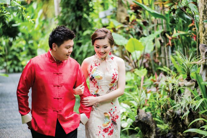 Andri & Ria Bali Wedding by Awarta Nusa Dua Resort & Villas - 019