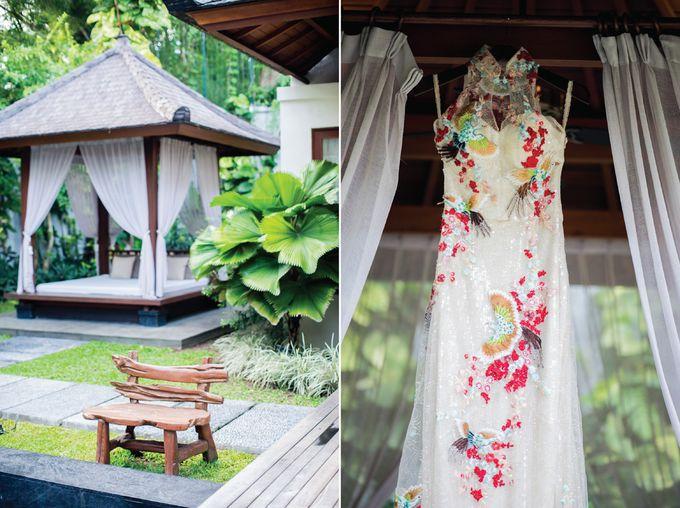 Andri & Ria Bali Wedding by Awarta Nusa Dua Resort & Villas - 002