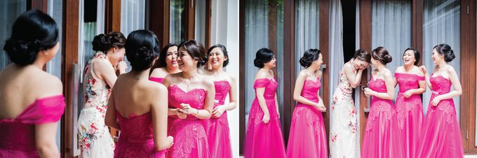 Andri & Ria Bali Wedding by Awarta Nusa Dua Resort & Villas - 004