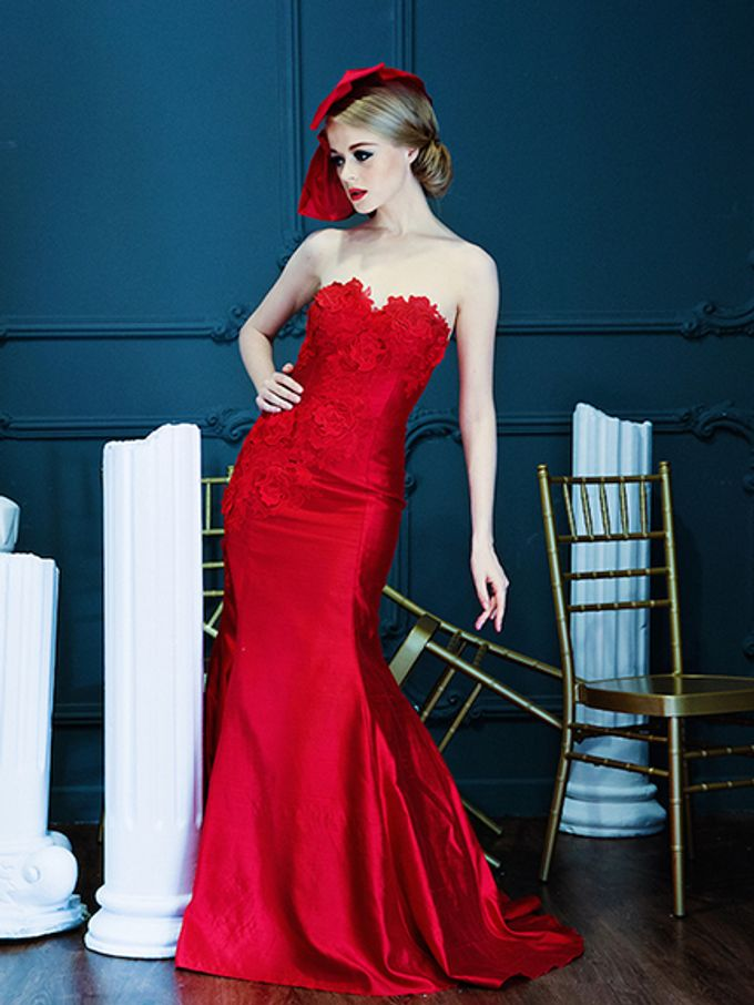 Pre-Wedding Gowns Collection by The Dresscodes Bridal - 001