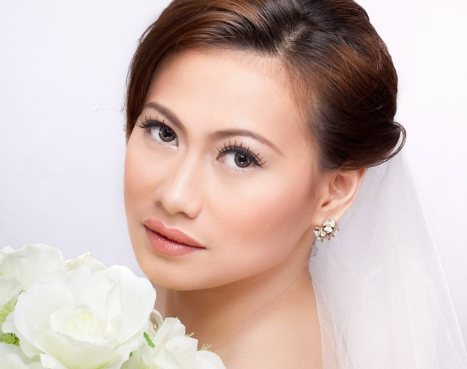 My Brides by CHIQUI DINGCONG: Maquillage Professionnel - 002