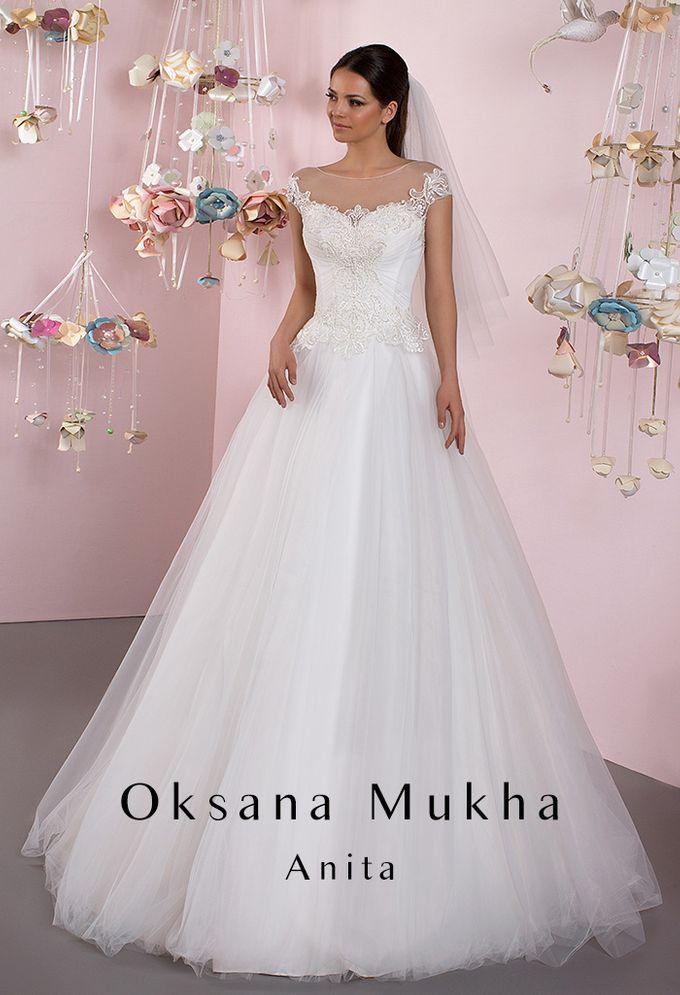 Wedding collection 2016 by OKSANA MUKHA - 005