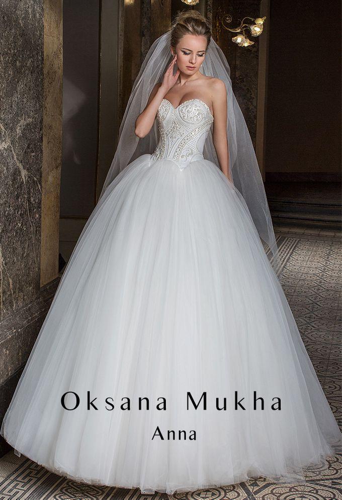 Wedding collection 2016 by OKSANA MUKHA - 006