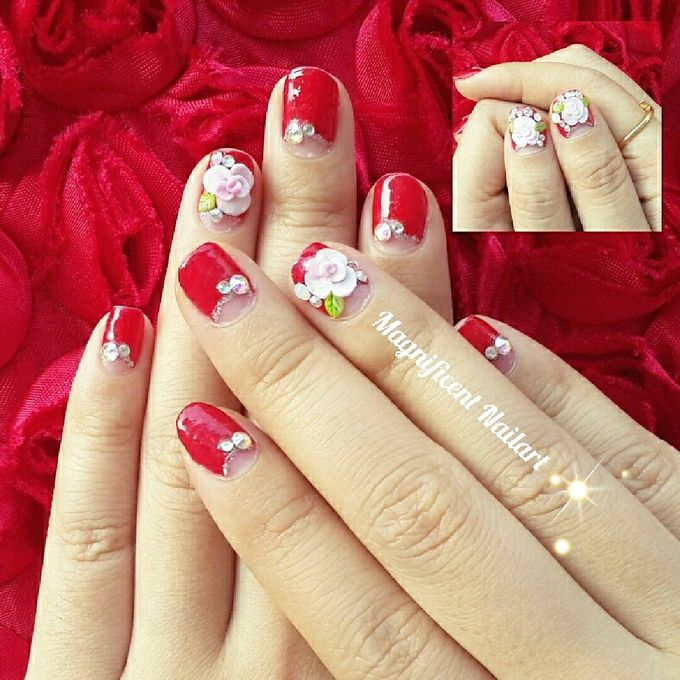 Magnificent Nail Art by Magnificent Nail Art - 008