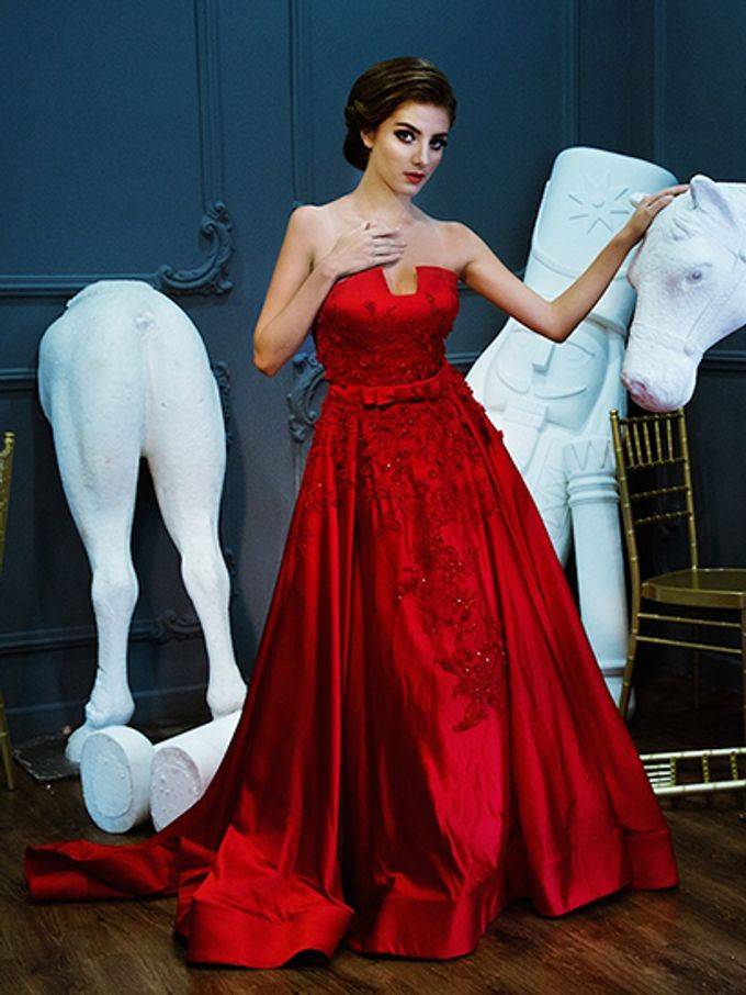Pre-Wedding Gowns Collection by The Dresscodes Bridal - 002