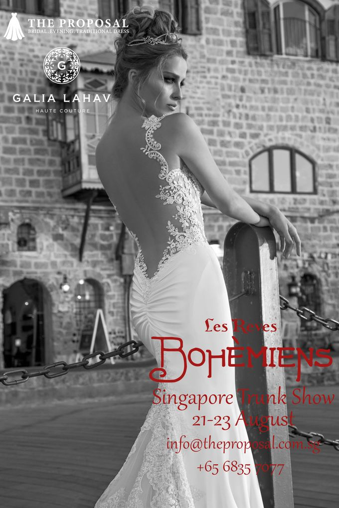 Les Reves Bohemiens Trunk Show 21-23 Aug by The Proposal - 001