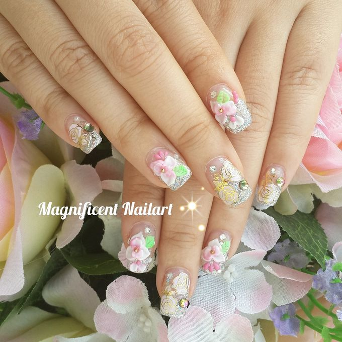 Magnificent Nail Art by Magnificent Nail Art - 009
