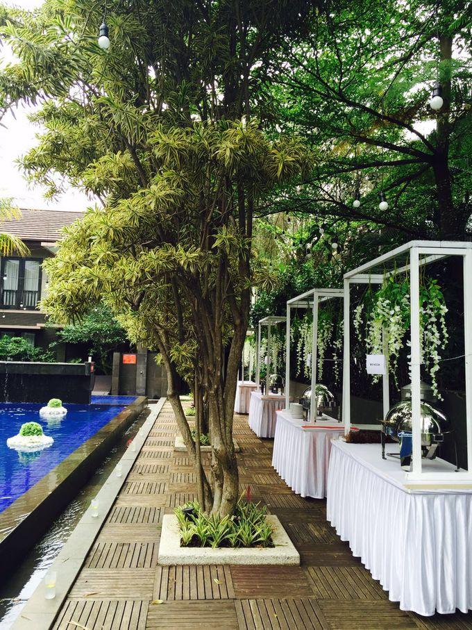 Wedding Venue by Summer Hills Hotel Bandung - 013