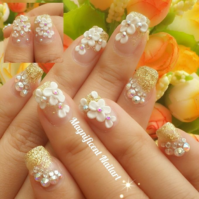 Magnificent Nail Art by Magnificent Nail Art - 010