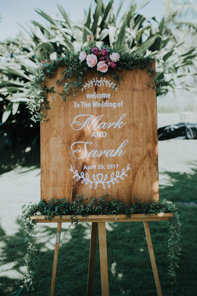 Mark & Sarah by New Melati Salon Bali - 009