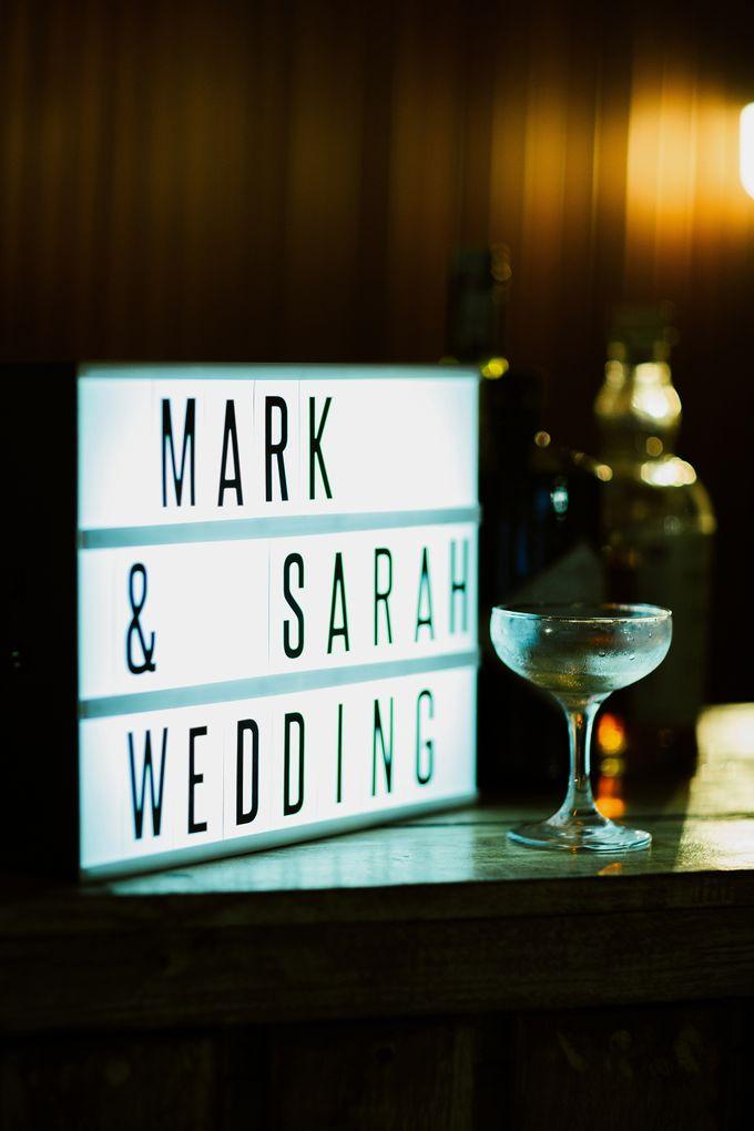 Mark & Sarah by New Melati Salon Bali - 044