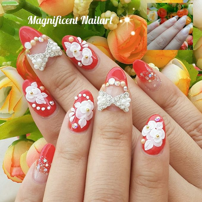 Magnificent Nail Art by Magnificent Nail Art - 011