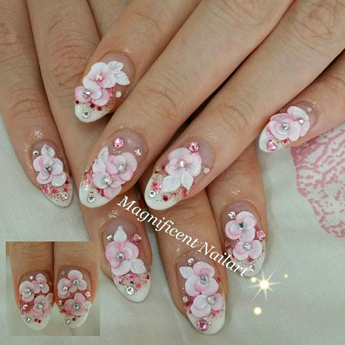 Magnificent Nail Art by Magnificent Nail Art - 012
