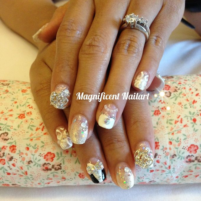 Magnificent Nail Art by Magnificent Nail Art - 013
