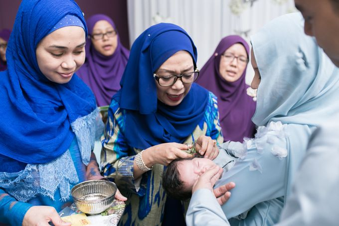 Aqiqah Ceremony of Kaiser Emir by The Lucid Company - 014