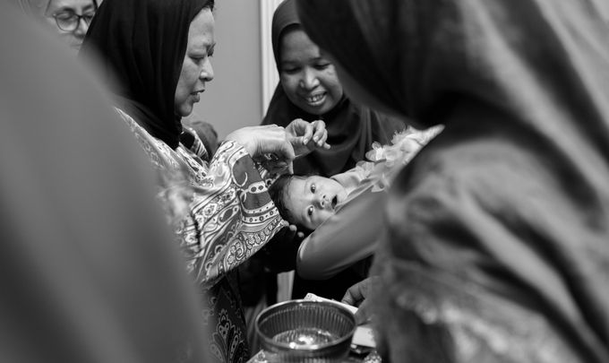Aqiqah Ceremony of Kaiser Emir by The Lucid Company - 011