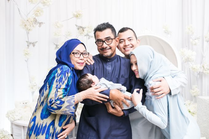 Aqiqah Ceremony of Kaiser Emir by The Lucid Company - 020