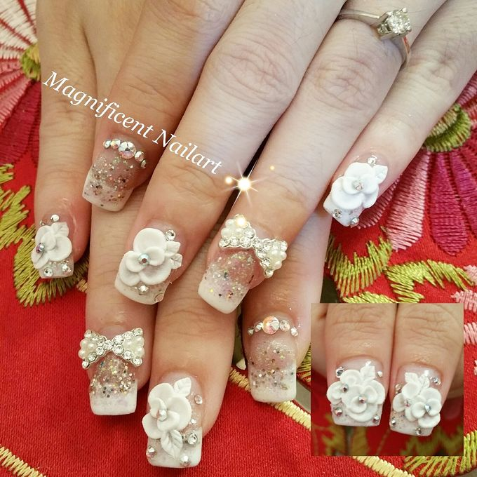 Magnificent Nail Art by Magnificent Nail Art - 014