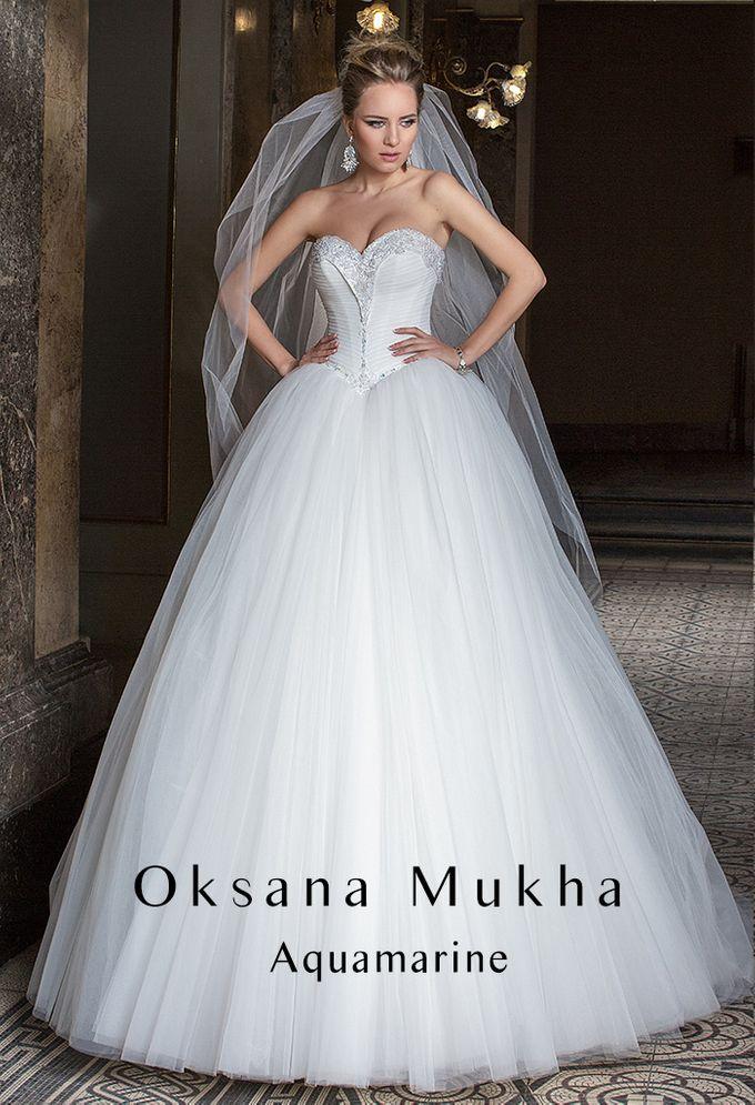 Wedding collection 2016 by OKSANA MUKHA - 007