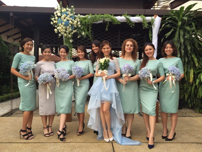 Bridesmaids by After Twelve Gown - 006