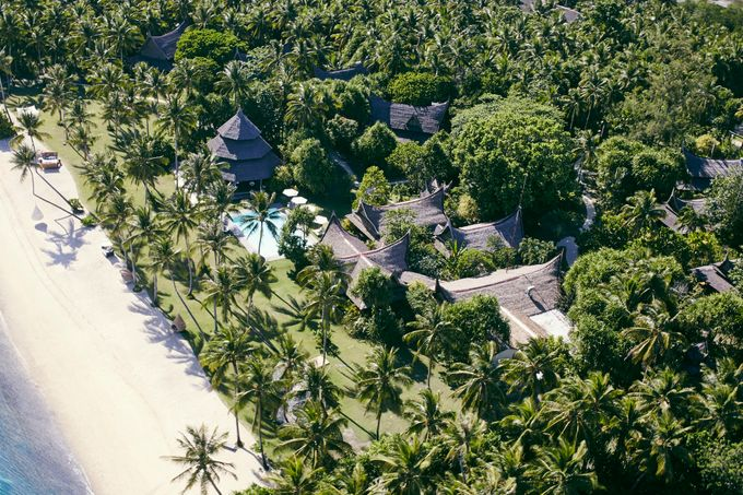 Honeymoon by Dedon Island Resort - 002