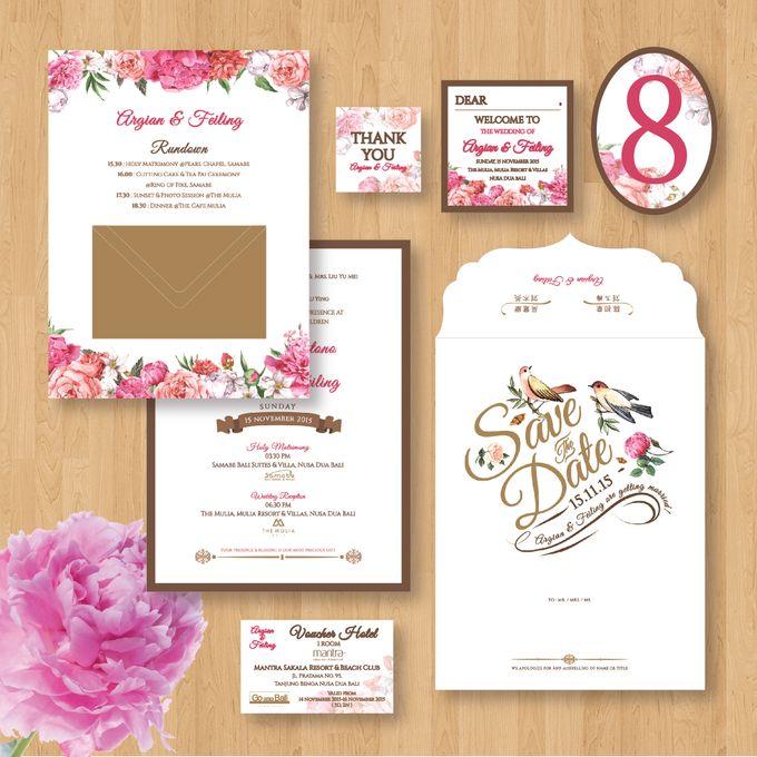 Floral wedding invitation by signature design bridestory add to board floral wedding invitation by signature design 002 stopboris Images