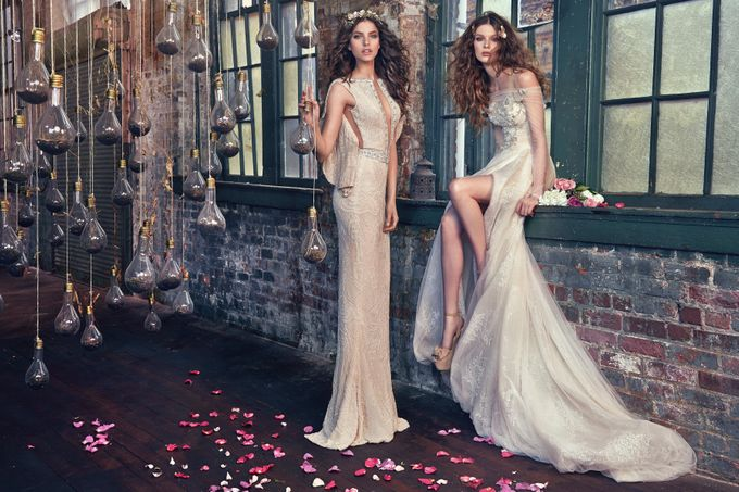 Spring-Summer 2016 Les Reves Bohemiens Collection by The Proposal - 001