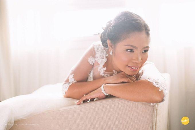 Aries & Daisy Wedding by KachikaFoto Photography - 004