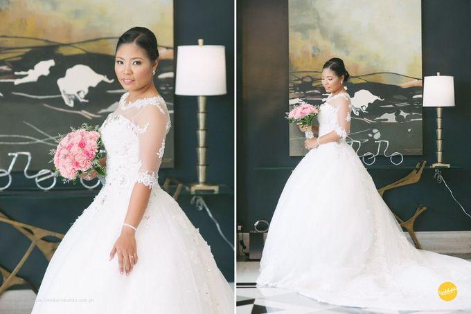 Aries & Daisy Wedding by KachikaFoto Photography - 005