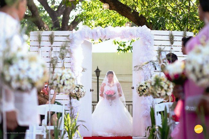 Aries & Daisy Wedding by KachikaFoto Photography - 006