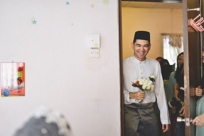 The White Nikah - Celebrating Arif & Aili by Andrew Yep Photographie - 024