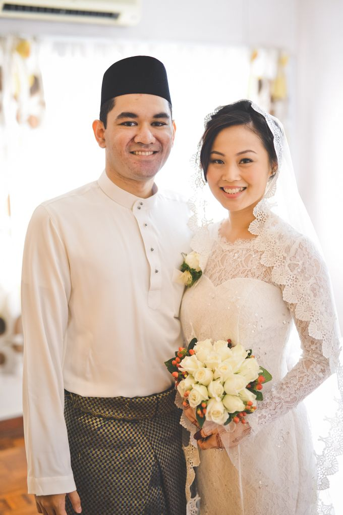 The White Nikah - Celebrating Arif & Aili by Andrew Yep Photographie - 027