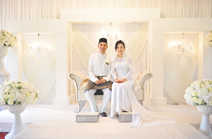 The White Nikah - Celebrating Arif & Aili by Andrew Yep Photographie - 040