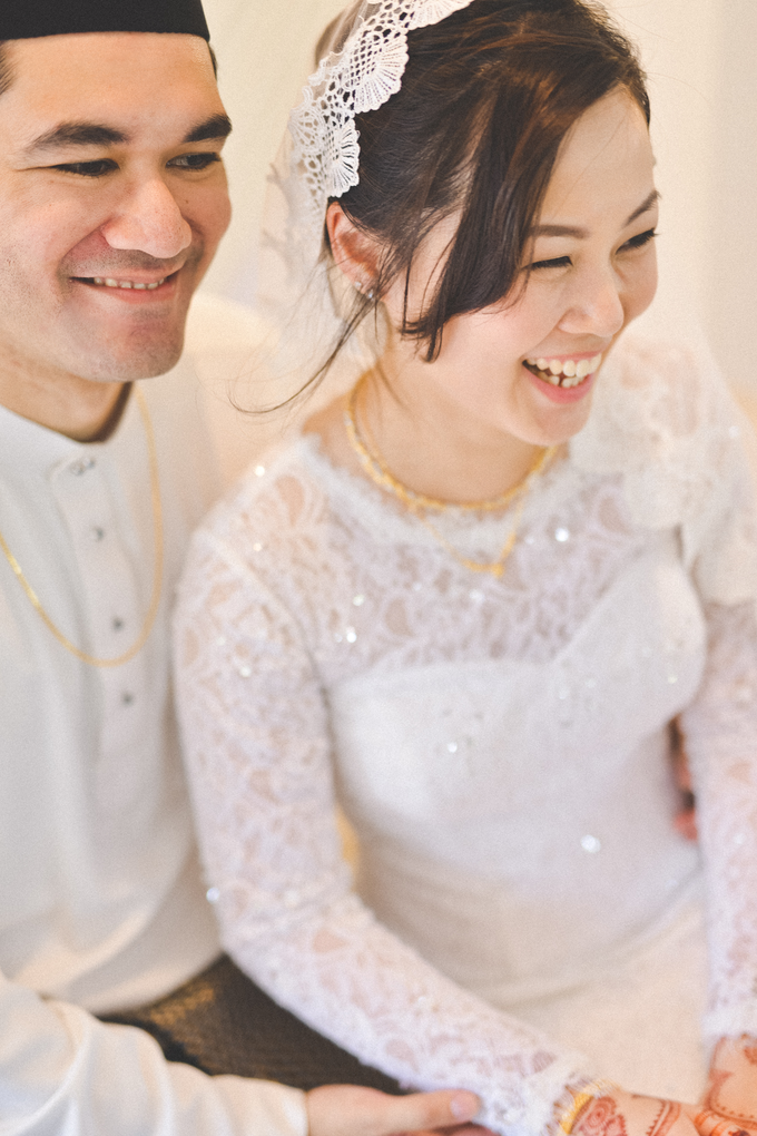 The White Nikah - Celebrating Arif & Aili by Andrew Yep Photographie - 042